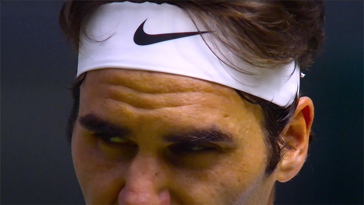 2017 Roger Federer Feature